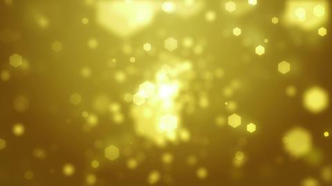 Gold BackGround Animation