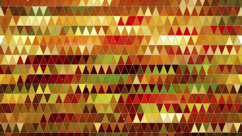 abstract triangles pattern seamless loop background 4k (4096x2304) Animation