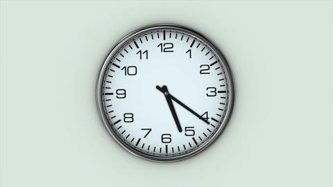 clock 4k 3 Animation