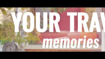 Your Travel Memories After Effects Template