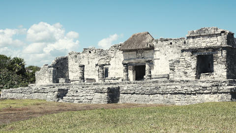 Mayan Ruins - Conference Area Footage