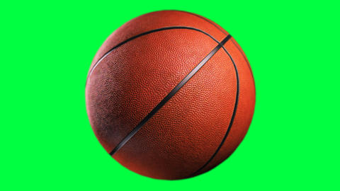 Basketball, loop seamless, alpha channel, PNG+Alpha Animation