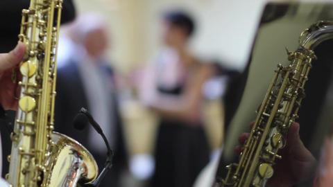 Saxophone 03 Footage
