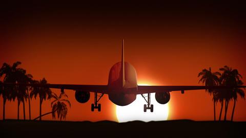 Landing C 2 K Animation