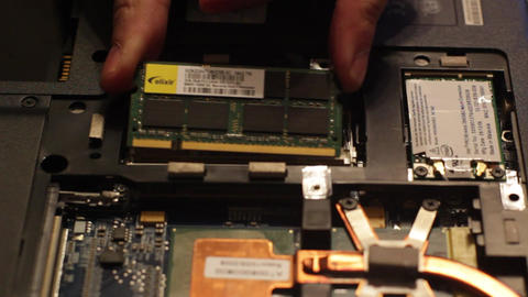 PC Ram upgrade Live Action