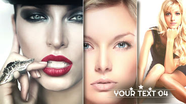 Beauty presentation After Effects Project