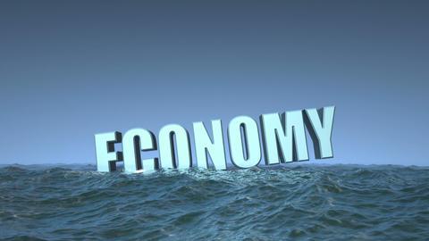 Economy Crisis Animation