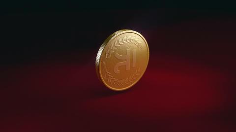 Chinese Yuan crash Animation