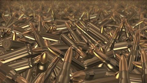 hd bullet 4k looped 2 Animation