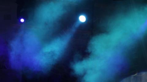 Stage lights 01 Footage