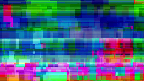 Glitcher Background stock footage