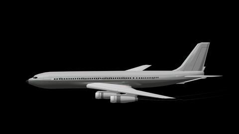 Airplane Flight Animation