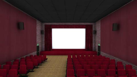 4k 映画館 Animation