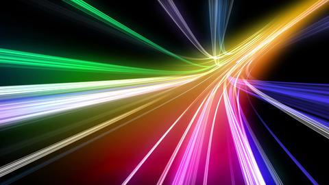Light Beam Line C 8 4k Animation