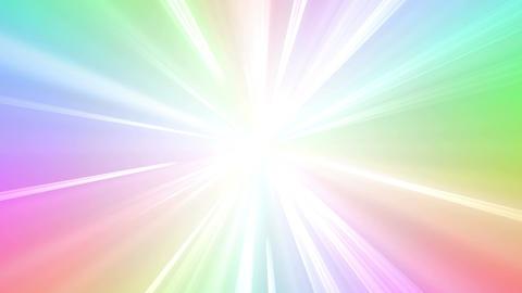 Light Beam Line F 7 4k CG動画