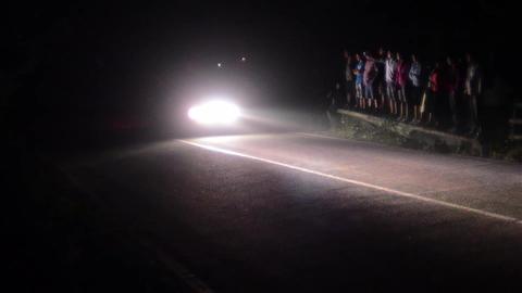 Rally 9e Footage