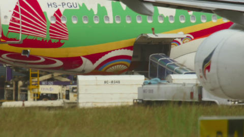 Airport Stock Video Footage