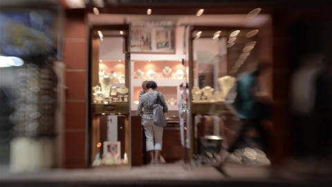 Shopping 1 Stock Video Footage