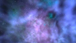 Gas dust cloud Stock Video Footage