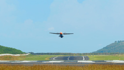 Take-off Stock Video Footage