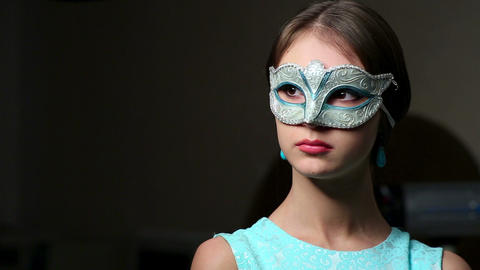 Fashion model Stock Video Footage
