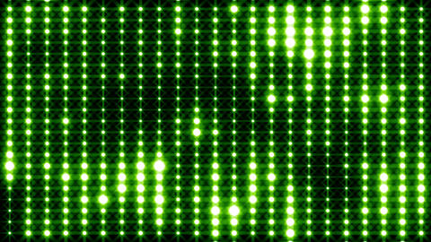 Led Lights 02 loop Stock Video Footage