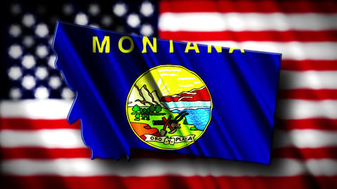 Montana 03 Stock Video Footage