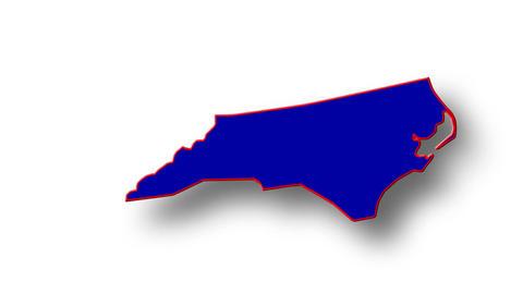 North Carolina 02 Stock Video Footage