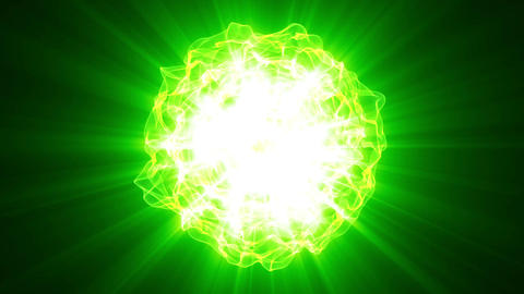 Nuclear Energy 02 explosion Animation