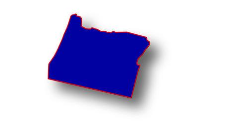 Oregon 02 Stock Video Footage