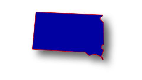 South Dakota 02 Stock Video Footage