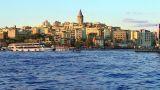 istanbul galata timelapse Footage