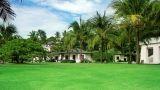 Tropic asian village Footage