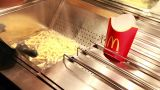 Mcdonalds Potatoes stock footage