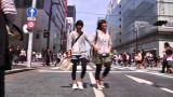 Crowd Ginza Tokyo SlowMotion 60fps 23 Footage