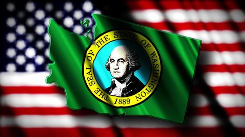 Washington 03 Stock Video Footage