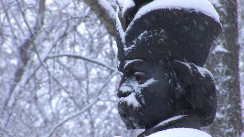 snow hetman 1 Footage
