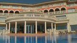 Seaside resort hotel Footage
