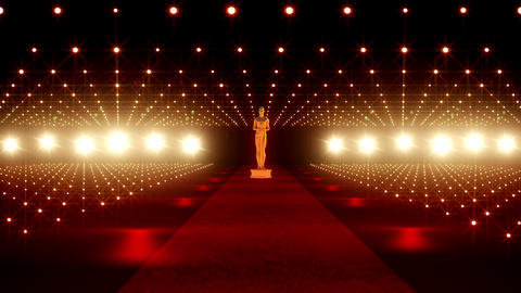 On The Red Carpet 01 Award Animation