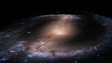 galaxy 02 Stock Video Footage