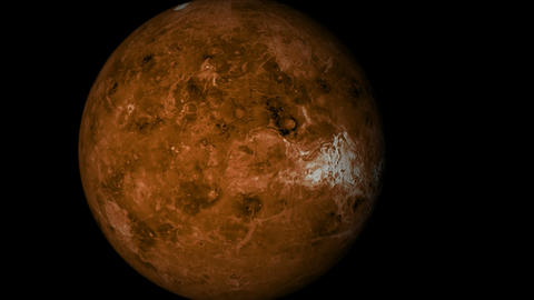 venus voyage Stock Video Footage