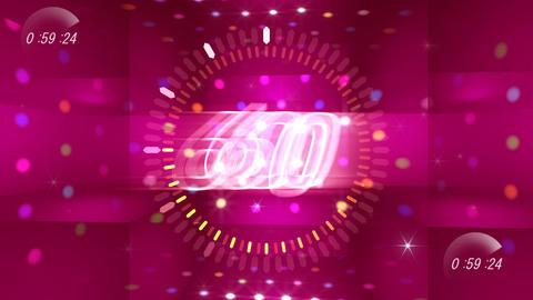 CountDown 120 D1b1 HD Stock Video Footage