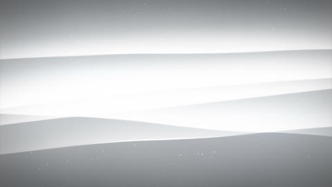 gray wavy smooth lights loopable background Animation
