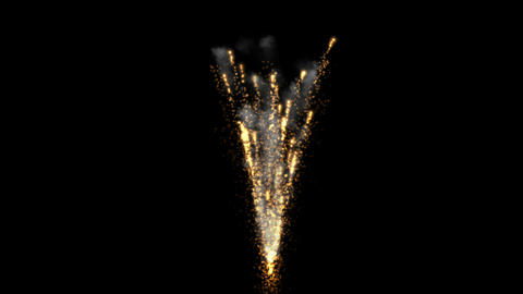 Firework streaks in the night sky.Christmas,celebrations,weddings,particle,Desig Footage