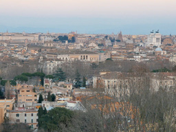 Rome after sunset. Italy. 640x480 Live Action
