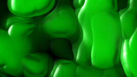 Green Toxic Substance stock footage
