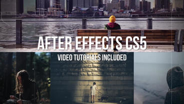 Memorise Slide Show After Effects Template