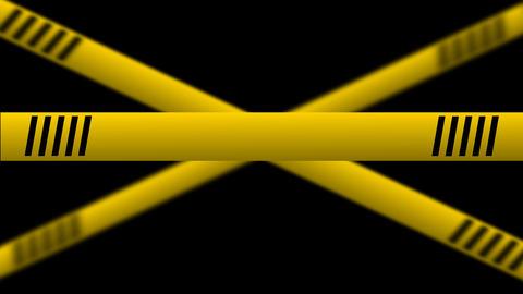 cross line lower third Animation