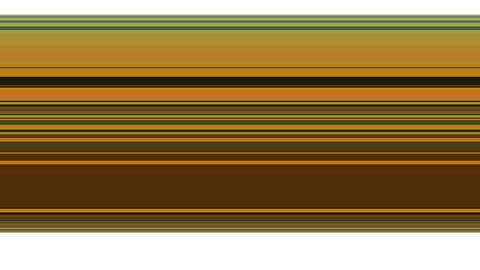 Abstract Horizontal Stripes. Loopable. 4K UHD 3840 X 2160 stock footage