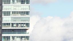 New York Skyline Manhattan NYC Ny Timelapse stock footage